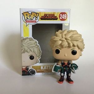 My Hero Academia Katsuki Funko POP